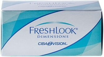 FreshLook Dimensions (dioptr) 6 шт.