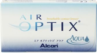 Air Optix Aqua, 3pk