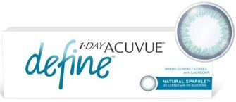 1-Day Acuvue Define Natural Sparkle 30
