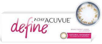 1-Day Acuvue Define Natural Shimmer 30