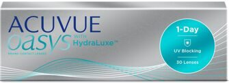 ACUVUE OASYS 1-Day with HydraLuxe™ Technology 30